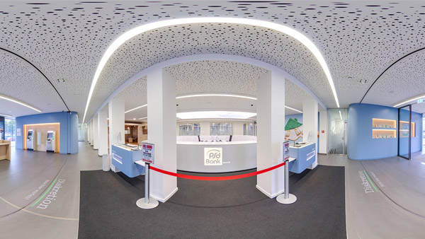 PSD Bank Hamburg Google Street View